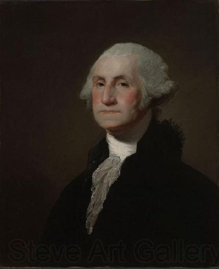 Gilbert Stuart George Washington